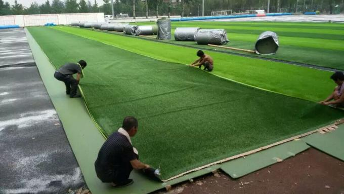 Crosslinked Outside PE Foam Artificial Grass Underlay Flame Retardant Shock Pad Protection 8-20 Mm Multiple Purpose 7
